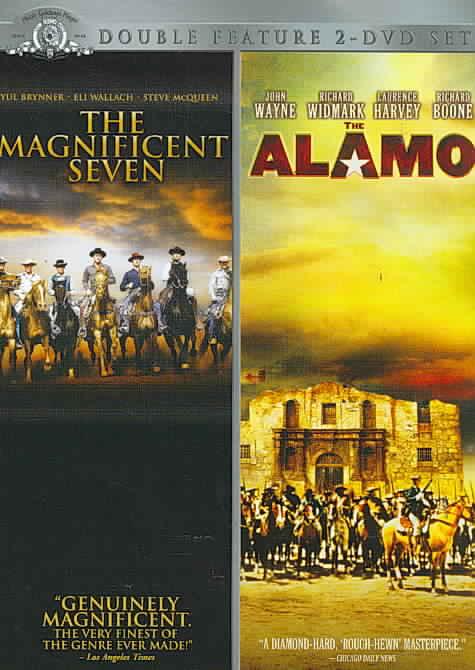 MAGNIFICENT SEVEN/ALAMO (DVD)
